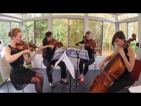 Creep  Radiohead string quartet