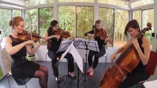 Gambar cover Creep by Radiohead string quartet cover