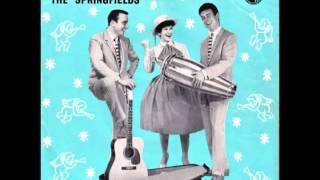 """Springfields – """"Bambino"""" (UK Philips) 1961"""