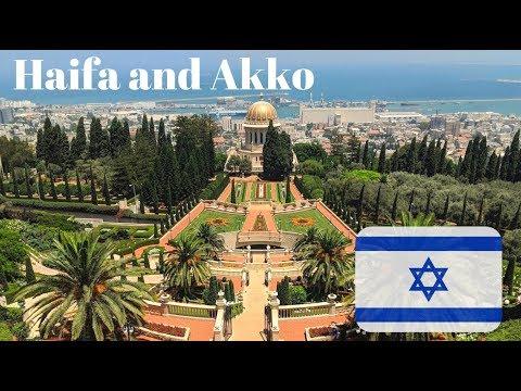 HAIFA AND AKKO ISRAEL