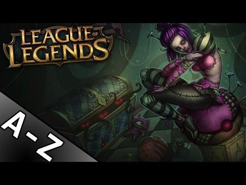 A-Z League of Legends: Orianna - Nikt nie ma takiego DMG jak FLIPIN