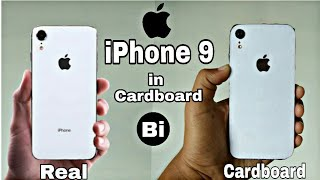 iPhone XR First Look l Check Out The Most Affordable 2018 iPhone l Cardboard l Briendined iPhones