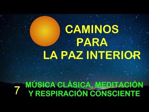 MEDITACIÓN Y RESPIRACIÓN GUIADA CON MÚSICA CLÁSICA SINFÓNICA Y CORAL Vol. 7/10