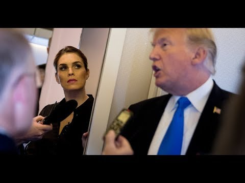 Who Is Hope Hicks the White House Communications Director?