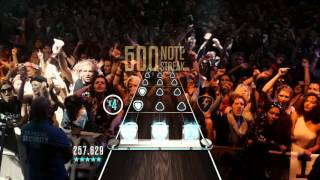 When You Were Young - The Killers Expert Guitar Hero Live 100% FC