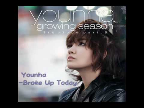 Younha - Broke Up Today