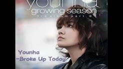 Younha - Broke Up Today