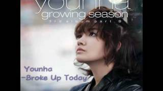 Watch Younha Broke Up Today video
