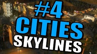 Cities Skylines: Natural Disasters - Alpine Villages Gameplay [Let's Play Natural Disasters] Part 4