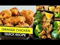 Meal Prep - Orange Chicken Recipe  / Pollo a la Naranja