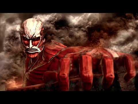 4k Colossal Titan Live Wallpaper Attack On Titan Shingeki No Kyojin Youtube
