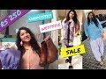 HUGE HAUL : brand rejects, chemistry, shopperstop | Hyderabad Street Shopping | Priyanka Boppana