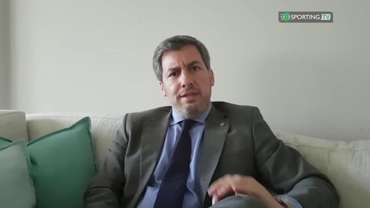 Mensagem De Bruno De Carvalho Para Jornal Sporting