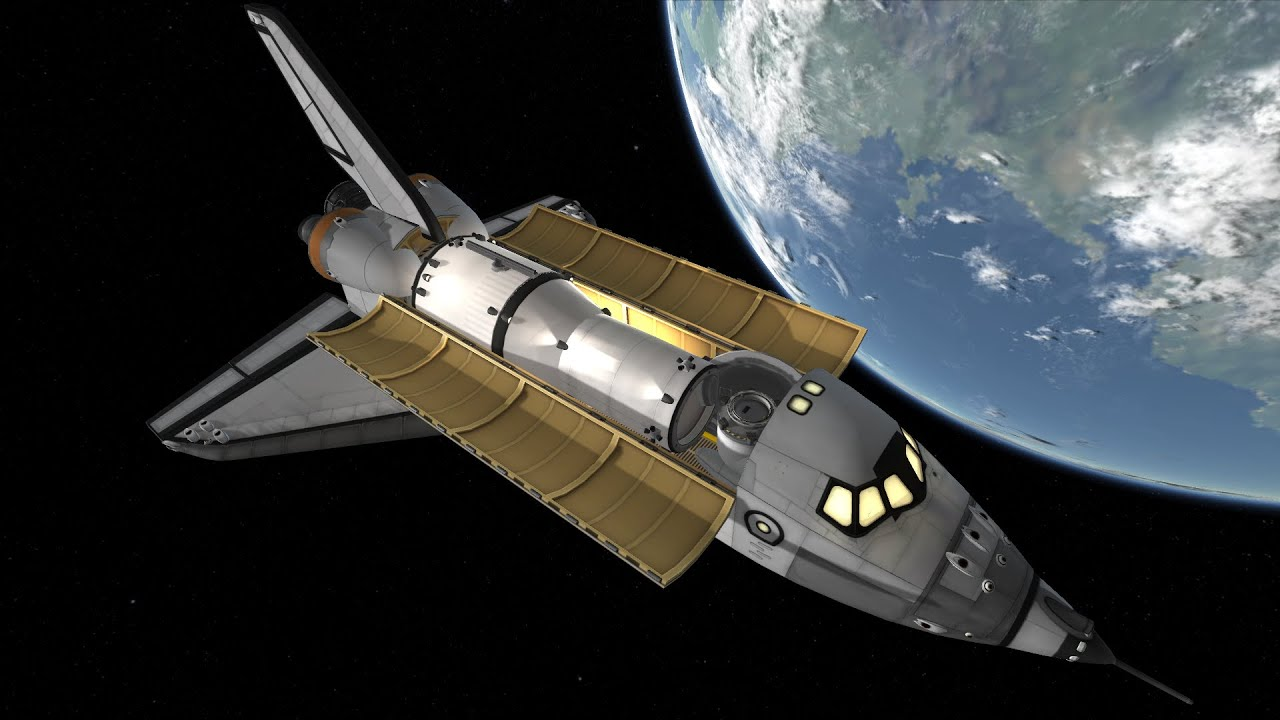 ksp space shuttle file - photo #7