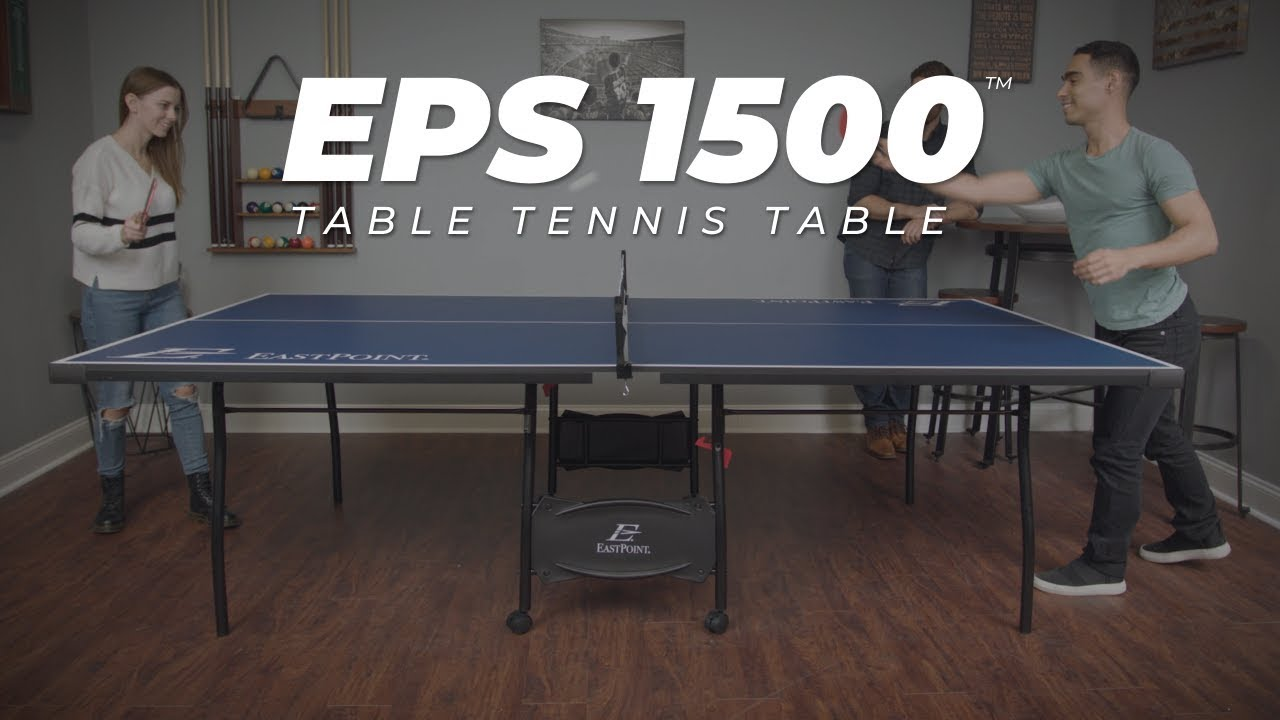 Eps 1500 Table Tennis Table