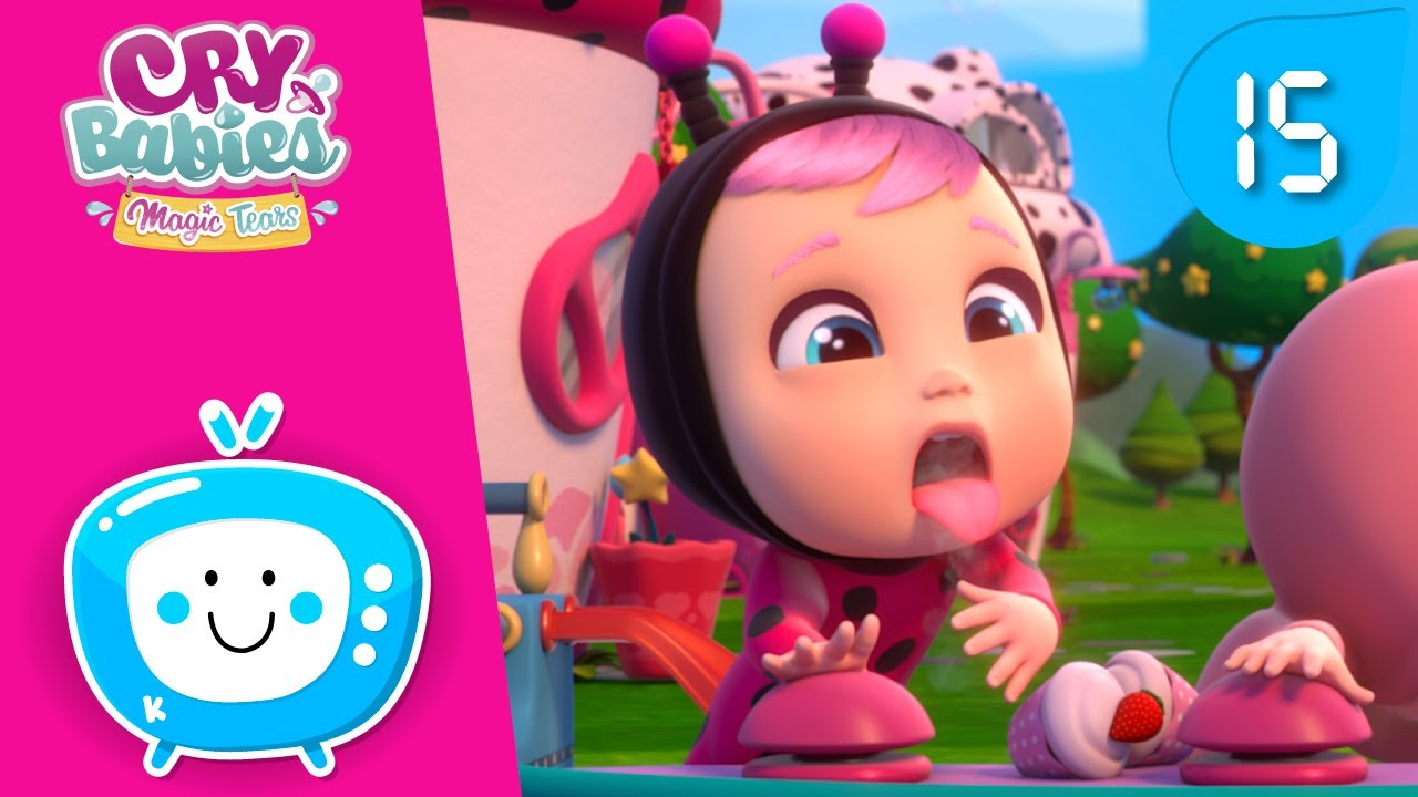COLECȚIA ⭐️ EPISOADE NOI ? 15 MINUTE! ? CRY BABIES ? MAGIC TEARS ? DESENE pentru copii