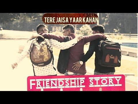 tere-jaisa-yaar-kahan-new-version-song-||-friendship-story-short-film-in-hindi-||-sabeel-music