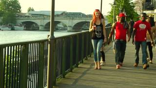 Kingston upon Thames - home to Kingston University and students from around the world (2012)