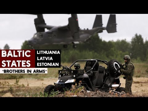 "Baltic states Special Forces | Lithuania - Latvia - Estonia |""Brothers in arms"""