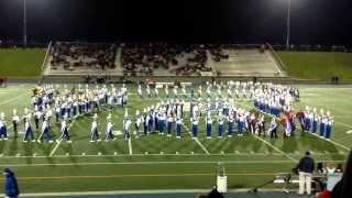 Lake Blue Streak Band