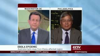 Walter Tsou, past president of American Public Health Association discusses Ebola quarantines.