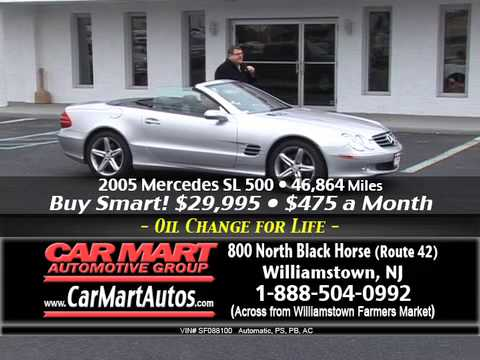"""End of the Month Trade In Event"" Car Mart, Williamstown NJ"