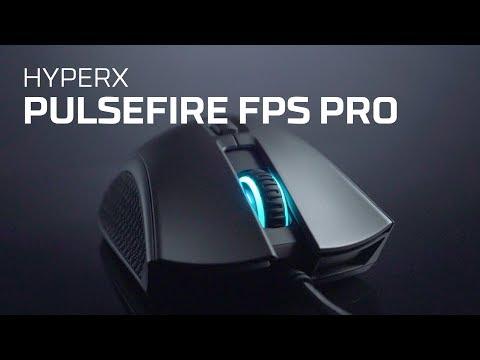Mouse Gamer RGB - HyperX Pulsefire FPS Pro