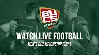 BUCS Big Wednesday 2019 | Football Men's Championship Final