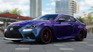 Lexus RCF - Forza Horizon 3