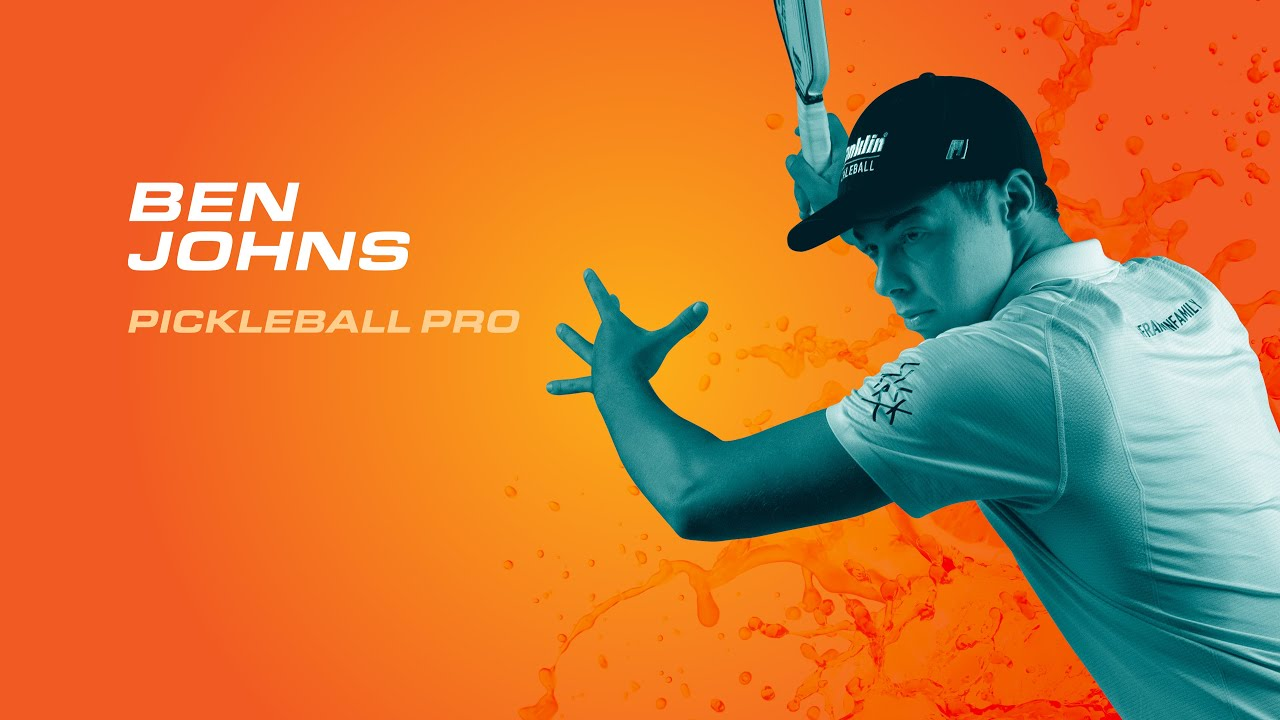Ben Johns | Jigsaw Pickleball Pro | Full Interview