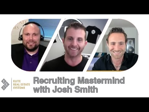 Recruiting Mastermind: How To Build Recruiting Systems That Fill Your Pipeline & Run Without You
