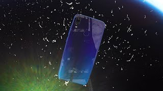 How We Showcased Xiaomi's Stylish Redmi Note 7 in Space!