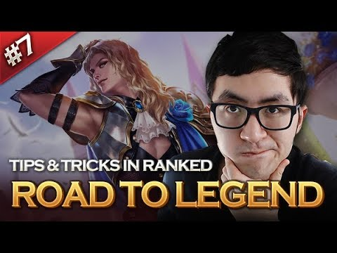 Road To Legend #7 - ft. Lancelot & Odette | POWER COUPLE | Mobile Legends Gameplay +Tips & Trick S
