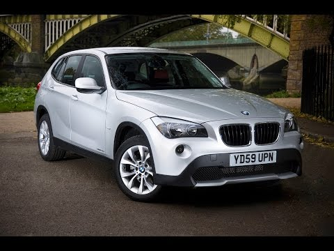 2015 BMW X1 POV review