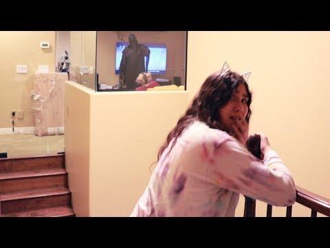 CREEPY MONSTER TOOK MY MOM!