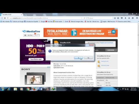 5.0.12 GRATUIT VIRTUALBOX TÉLÉCHARGER