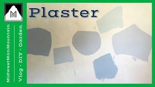 Kids Room - Start Fresh With Plaster