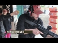 John Wick 2 Firearms Training with Keanu Reeves   Taran Tactical   5 11 Tactical