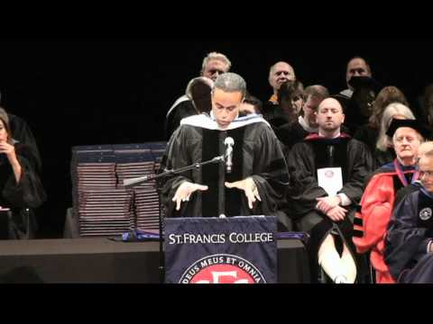 St. Francis College Spring Commencement 2011 (part 1)