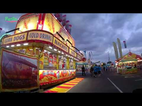 Guests enjoy rides, games and food at Fiesta Carnival