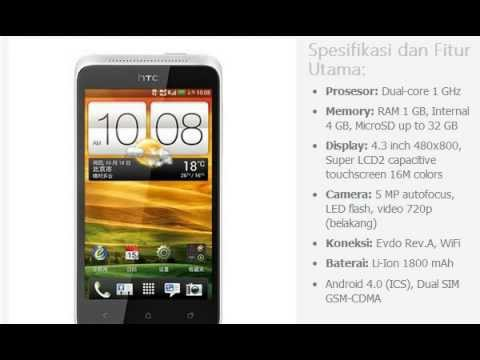 Harga HP: HTC One SC