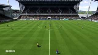 FIFA 14: Ultimate Team #2: The bronze league.
