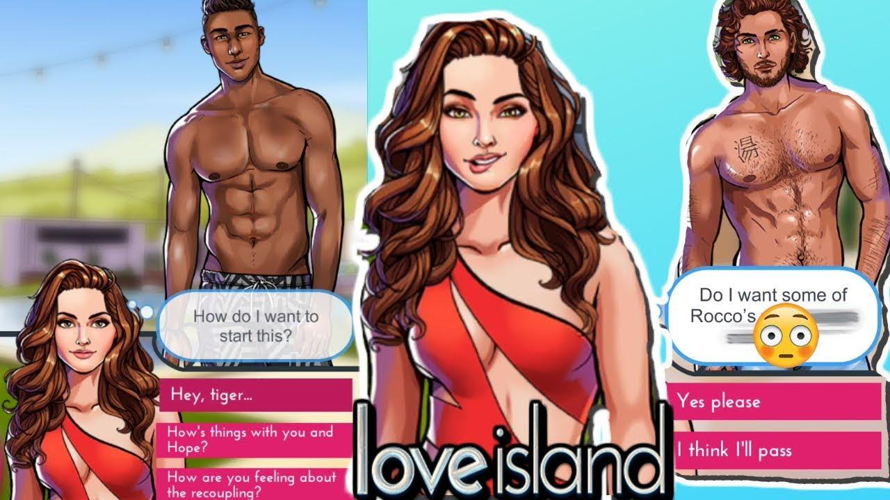 Love Island Game
