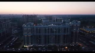 Аэросъемка с квадрокоптера в СПб, съемка с воздуха, видео