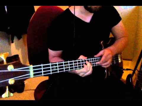 Pinback - Non Photo-Blue (Bass Cover) (Alembic)