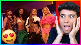 Baixar Anitta, Lexa, Luisa Sonza (Feat MC Rebecca) Combatchy (Music Video) Reaction (Reação)
