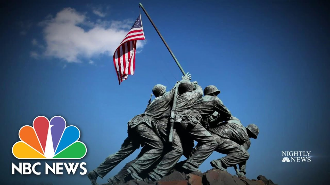 Americans today must come together like the Greatest Generation before us | NBC Nightly News