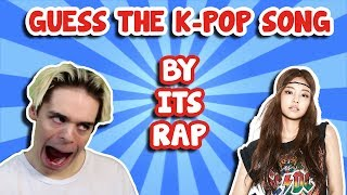GUESS THE K-POP SONG BY ITS RAP [🔥🔥🔥]