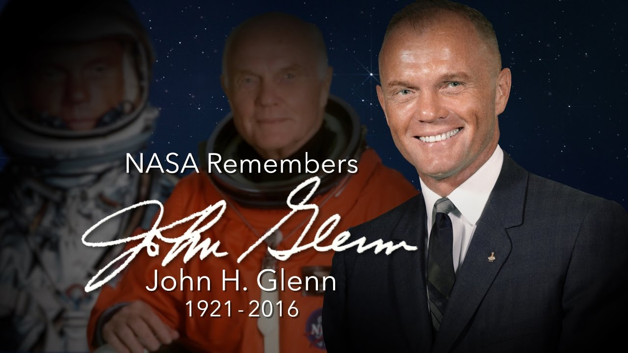Former NASA Astronaut, U.S. Senator John Glenn Laid to ...