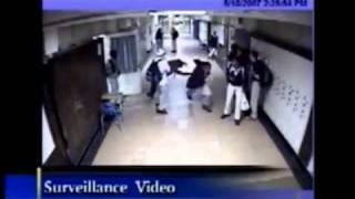 61 Year Old Teacher Brutally Attacked By Student